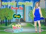 Britney Spears dress up - juegos de vestir y maquillar