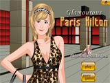 Paris Hilton Dress Up  - Juegos de Vestir