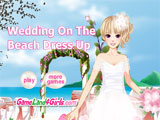 Juegos de Vestir: Wedding On The Beach Dress Up