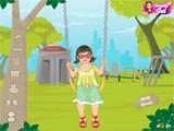 Juegos de Vestir: Cute kid dress up  -