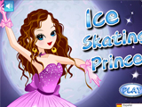 Ice Skate Princess  -