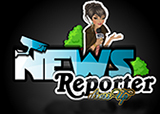 News Reporter dress up  -
